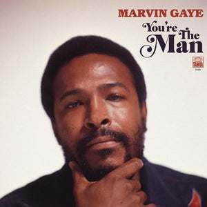 GAYE, MARVIN : YOU'RE THE MAN (19) 2LP MARVIN GAYES LOST ALBUM IN DOUBLE ALBUM TREATMENT