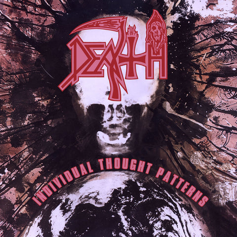 DEATH : INDIVIDUAL THOUGHT PATTERNS (1993) 2020 2LP LIMITED SPLATTER VINYL