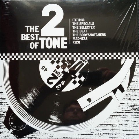 THE BEST OF 2TONE : VARIOUS ARTISTS (2014) 2LP