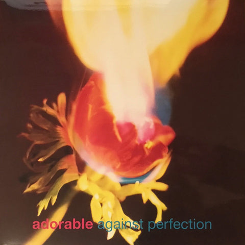 ADORABLE : AGAINST PERFECTION (1993) LP 2018 REISSUE 180 GRAM VINYL