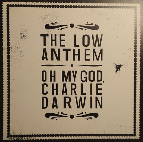 LOW ANTHEM, THE : OH MY GOD, CHARLIE DARWIN (2009) LP 2019 10TH ANNIVERSARY GREEN VINYL EDITION