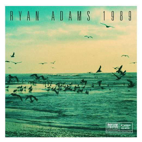 ADAMS, RYAN :  1989 (2015) 2LP GATEFOLD SLEEVE