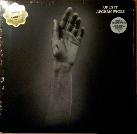 AFGHAN WHIGS : UP IN IT (1990) LP 2017 LIMITED EDITION COLORED VINYL