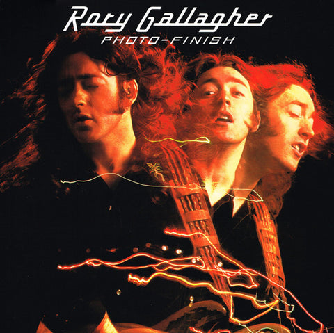 GALLAGHER, RORY : PHOTO FINISH (1978) LP 2018 REMASTERED REISSUE