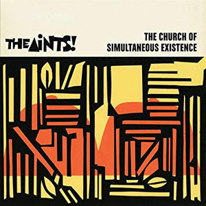 AINTS, THE : THE CHURCH OF SIMULTANEIOUS (2018) LP LIMITED STEREO EDITION GATEFOLD SLEEVE