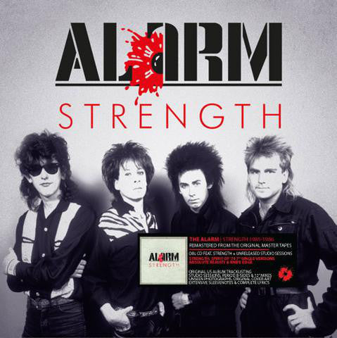 ALARM, THE : STRENGTH (1985) 2LP 2019 REMASTERED EXPANDED EDITION