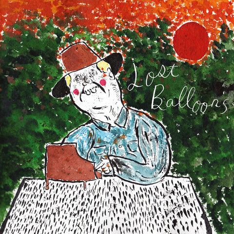 LOST BALLOONS : LOST BALLOONS (2015) LP