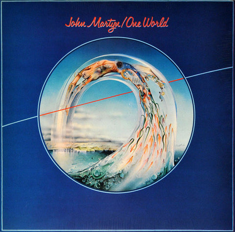 MARTYN, JOHN : ONE WORLD (1977) LP 2016 REISSUE
