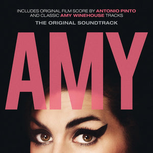 WINEHOUSE, AMY & ANTONIO PINTO : AMY - ORIGINAL FILM SCORE & CLASSIC AMY WINEHOUSE TRACKS (2015) 2LP