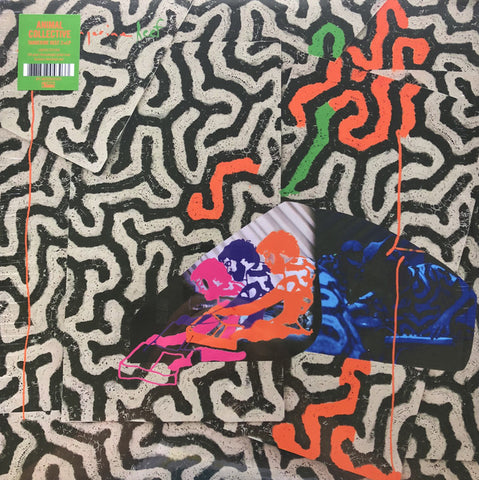 ANIMAL COLLECTIVE : TANGERINE REEF (2018) 2LP LIMITED EDITION ETCHED VINYL