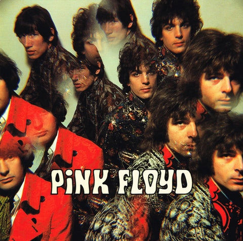 PINK FLOYD : THE PIPER AT THE GATES OF DAWN (1967) LP 2016 STEREO REMASTERED 180 GRAM VINYL