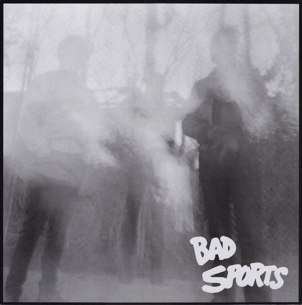 BAD SPORTS : LIVING WITH SECRETS (2016) LP