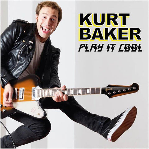 KURT BAKER : PLAY IT COOL (2015) LP
