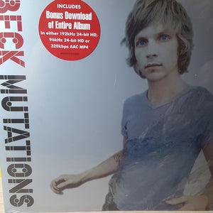 BECK : MUTATIONS (1998) LP 2017 REISSUE 180 GRAM VINYL