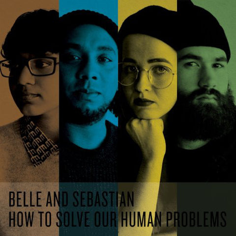 BELLE AND SEBASTIAN : HOW TO SOLVE OUR HUMAN PROBLEMS (2018) 3LP LIMITED EDITIONBOXSET