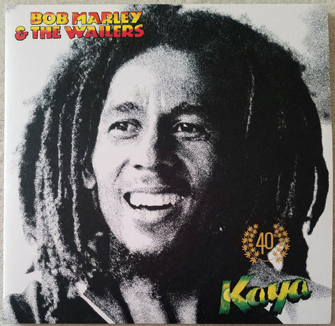 MARLEY, BOB & THE WAILERS : KAYA (1978) 2LP 2018 EXPANDED EDITION
