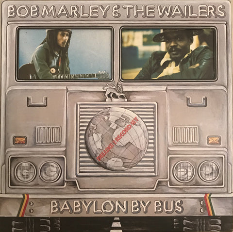 MARLEY, BOB & THE WAILERS : BABYLON BY BUS (1978) 2LP 2015 REISSUE 180 GRAM VINYL ONE OF THE FINEST LIVE ALBUMS OF ALL TIME
