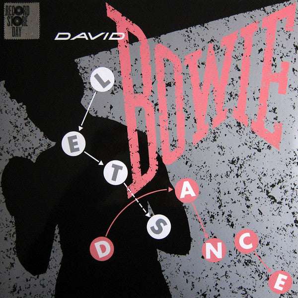BOWIE, DAVID : LET'S DANCE FULL LENGTH DEMO R.S.D RELEASE (1983) 12 INCH RSD 2018 RELEASE