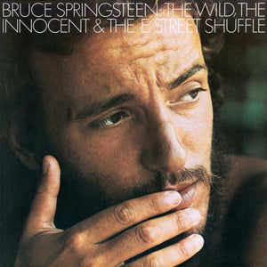 SPRINGSTEEN, BRUCE : THE WILD, THE INNOCENT & THE E STREET SHUFFLE (1973) LP 2015 REMASTERED REISSUE 180 GRAM VINYL