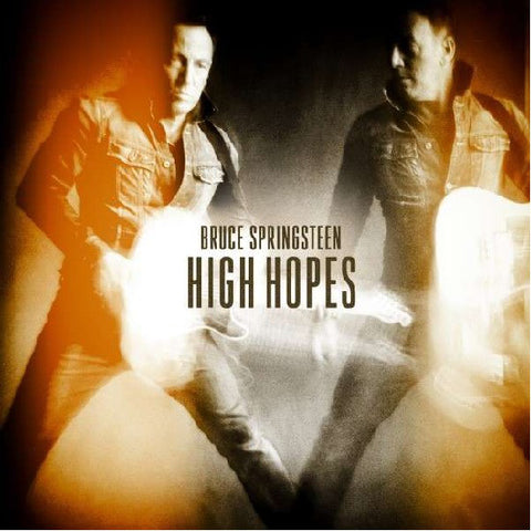SPRINGSTEEN, BRUCE : HIGH HOPES (2014) 2LP 180 GRAM VINYL & BONUS CD