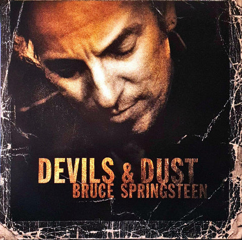 SPRINGSTEEN, BRUCE : DEVILS & DUST (2005) 2LP 2020 REISSUE 180 GRAM GATEFOLD SLEEVE