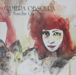 CAMERA OBSCURA : MY MAUDLIN CAREER (2009) LP 180 GRAM VINYL GATEFOLD SLEEVE