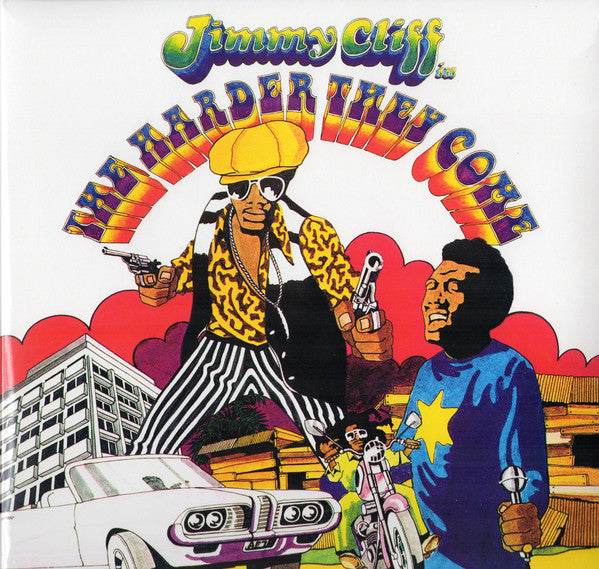 THE HARDER THEY COME (ORIGINAL SOUNDTRACK RECORDING) : VARIOUS (1972) LP 2018 REISSUE OF ONE OF THE GREATEST SOUNDTRACKS EVER. GATEFOLD SLEEVE