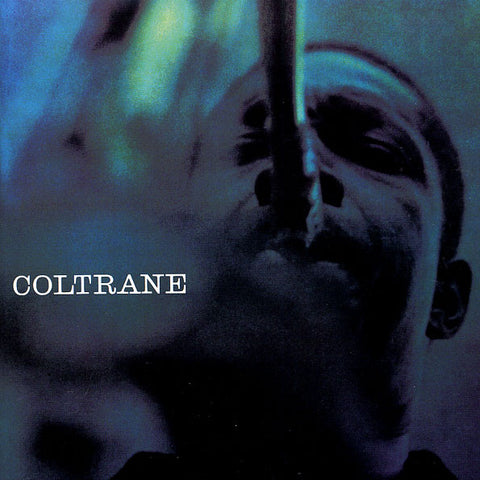 COLTRANE , JOHN  QUARTET : COLTRANE (1962) LP REMASTERED REISSUE 180 GRAM VINYL IN GATEFOLD SLEEVE