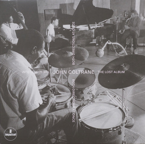 COLTRANE, JOHN : BOTH DIRECTIONS AT ONCE: THE LOST ALBUM (2018) LP VERVE RECORDS