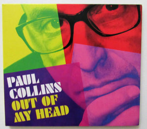 COLLINS, PAUL : OUT OF MY HEAD (2018) LP