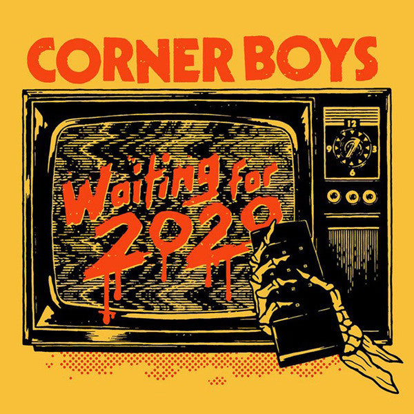 CORNER BOYS : WAITING FOR 2020 (2019) LP