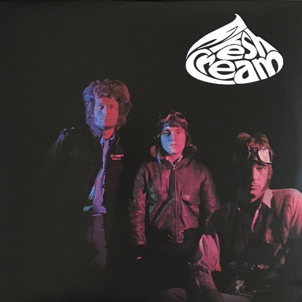 CREAM : FRESH CREAM (1966) LP 2008 140 GRAM REISSUE