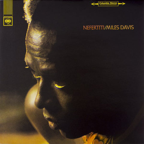 DAVIS, MILES : NEFERTITI (1967) LP 2008 REMASTERED REISSUE ON 180 GRAM VINYL