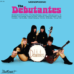 DEBUTANTES, THE: THE DEBUTANTES (1969) 2018 LP REISSUE