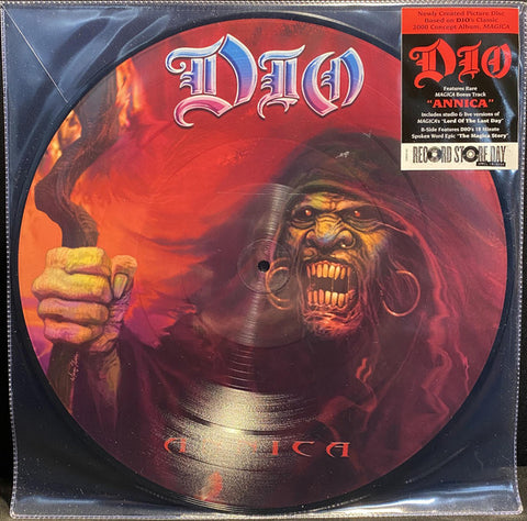 "DIO : "" ANNICA "" PICTURE DISC RSD AUGUST 29TH 2020 (2020) LP PICTURE DISC"