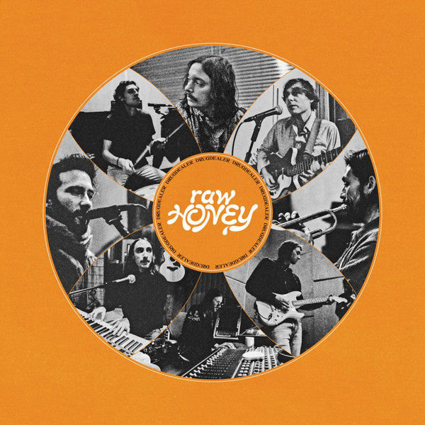 DRUGDEALER : RAW HONEY (2019) LP