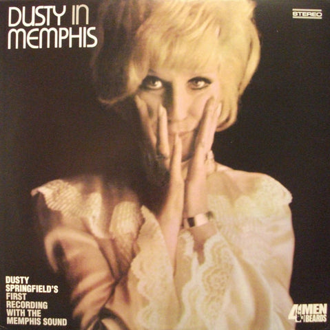 SPRINGFIELD, DUSTY : DUSTY IN MEMPHIS ( 4 BEARDS REPRESS ) (1969) LP 180 GRAM STEREO REISSUE