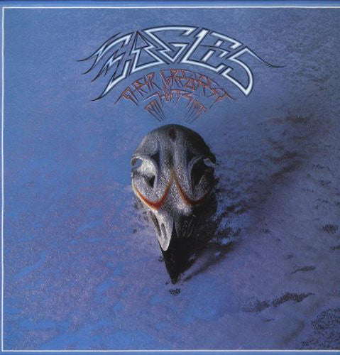 EAGLES : GREATEST HITS 1971 - 1975 (1976) LP 180 GRAM PRESSING FROM ORIGINAL TAPES