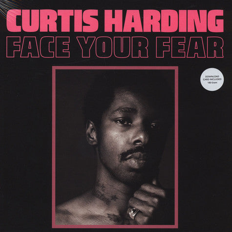 HARDING, CURTIS : FACE YOUR FEAR (2017) LP