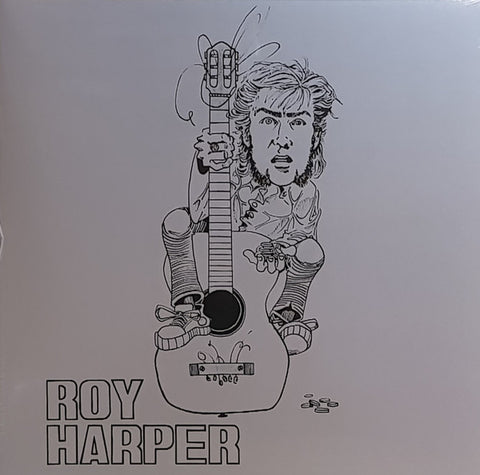 HARPER, ROY : THE SOPHISTICATED BEGGAR (1967) LP 2019 REMASTERED REISSUE DELUXE GATEFOLD SLEEVE 180 GRAM