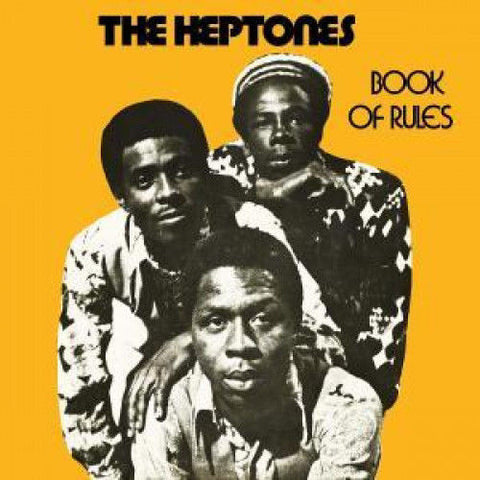 HEPTONES, THE : BOOK OF RULES (1973) LP 2018 REPRESS