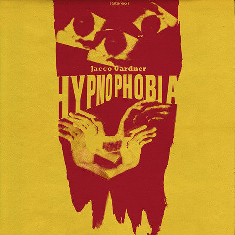 GARDNER, JACCO : HYPNOPHOBIA (2015) LP 2019 LIMITED YELLOW VINYL REPRESS EDITION