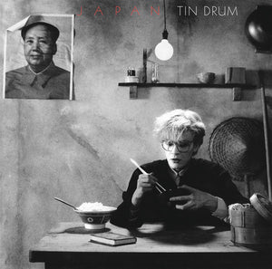 JAPAN : TIN DRUM (1981) LP 2018 180 GRAM REMASTER REISSUE
