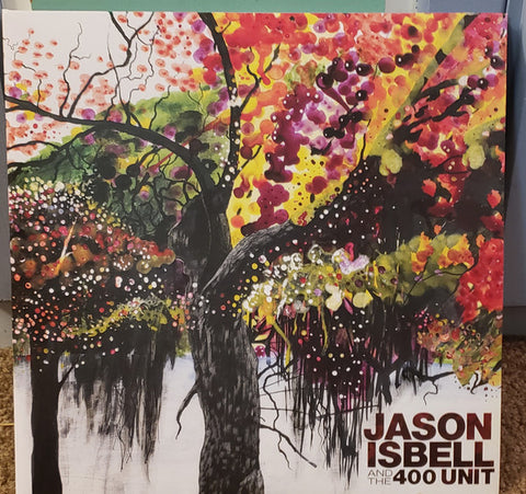 ISBELL , JASON AND THE 400 UNIT : JASON ISBELL AND THE 400 UNIT REISSUE (2019) ALBUM 180 GRAM BLACK VINYL GATEFOLD SLEEVE