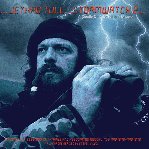 "JETHRO TULL : "" STORMWATCH 2 "" - 6,500 WORLDWIDE VINYL RSD AUGUST 2020 (2020) LP"