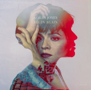 JONES, NORAH : BEGIN AGAIN (2019) LP