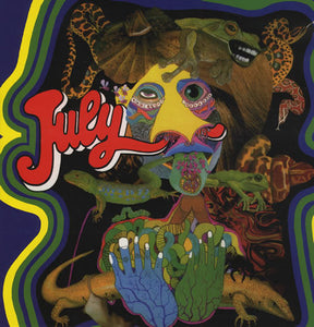 JULY : JULY (1968) LP 2017 180 GRAM REISSUE