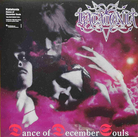 KATATONIA : DANCE OF DECEMBER SOULS (1993) LP 2020 REMASTERED REISSUE PEACEVILLE RECORDS