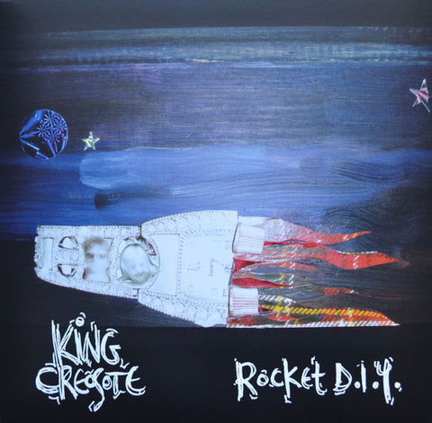 KING CREOSOTE : ROCKET D.I.Y. (2004) LP 180 GRAM