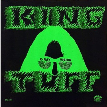 KING TUFF : WAS DEAD (2015) LP